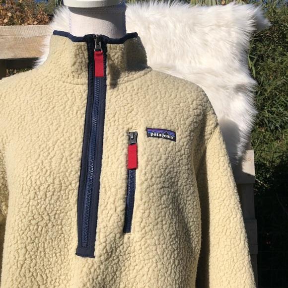 8b4e9ec9 Patagonia Jackets & Coats | Mens Retro Pile Fleece Jacket | Poshmark